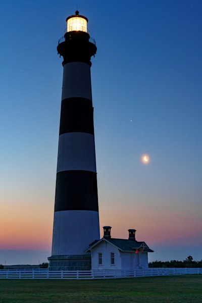 Bodie Island Lighthouse | Shop Photography by Rick Berk