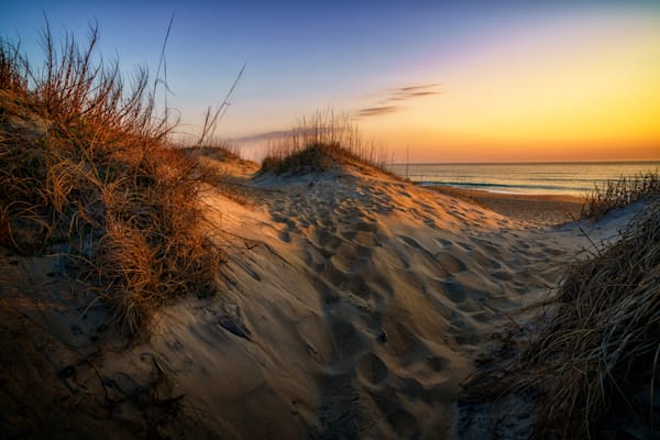 Dawn in the Outer Banks | Shop Photography by Rick Berk