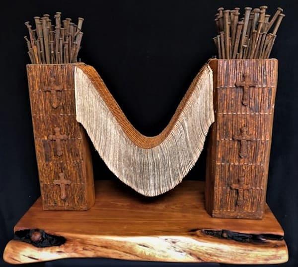 Hangnails Art | Sacred Structures