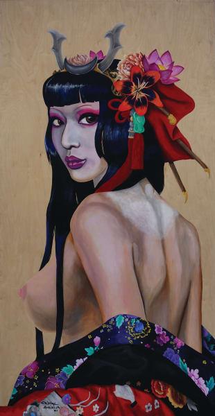 Cristal Aurelia Prints