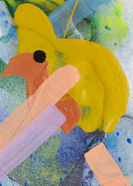 Soft Curve Art | Makiko Harris Art