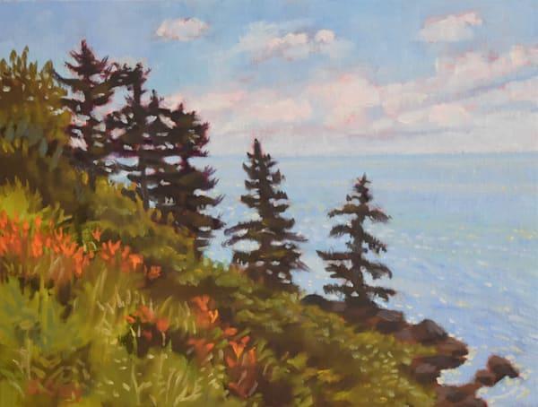 Summer Paradise Art | Sharon Guy