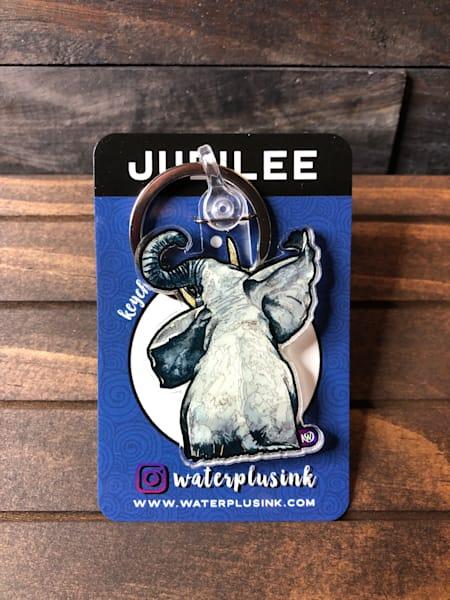 Jubilee Keychain | Water+Ink Studios