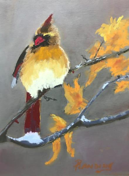 Winter Song 1 (original) | Mary Planding