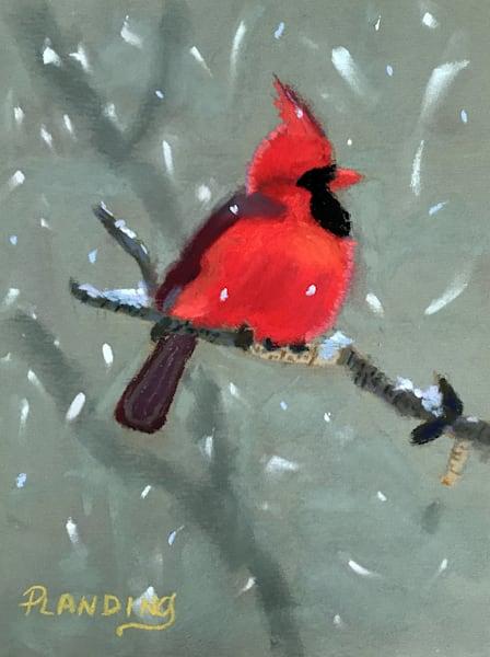 Winter Song 2 (Original) Art | Mary Planding Fine Art