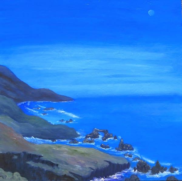 Big Sur Coastline Art | janakastagnaro
