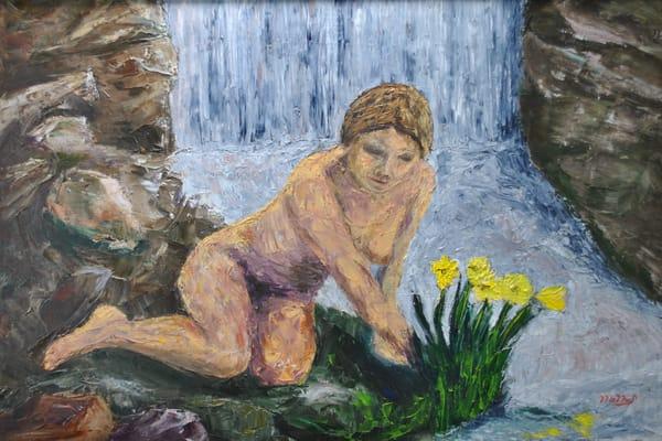 Echo And Narcissus Art   BOI Partners LLC