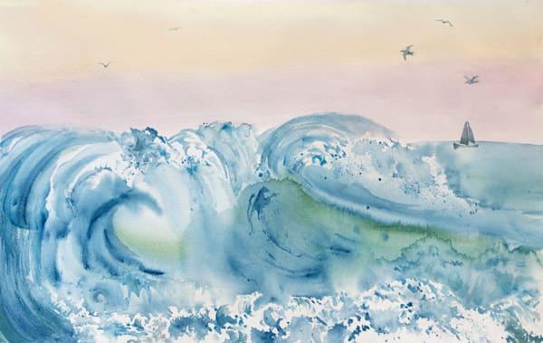 Dreaming Of Summer  Art | Color Splash Ranch