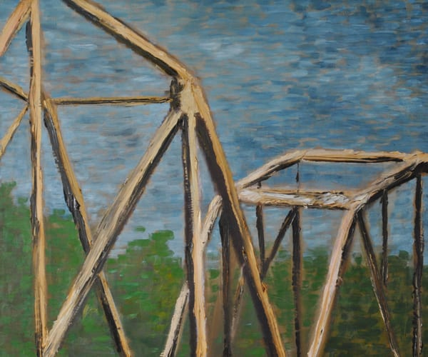 Train Bridge 2 Art   BOI Partners LLC