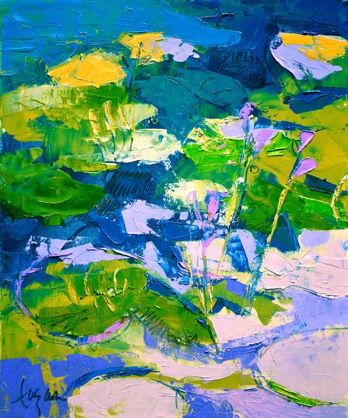 Reaching For The Light  Art | Dorothy Fagan Joy's Garden