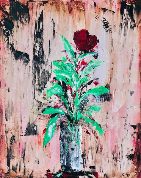 Sweetheart Rose Art | House of Fey Art