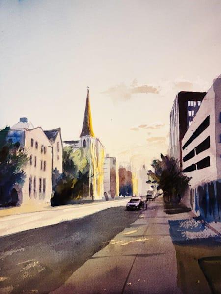 Stl Pine St 1 Art | Steven Dragan Fine Art
