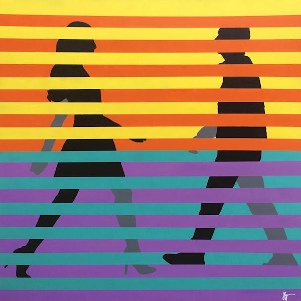 Opposites,  Original Art | Jon Savage Contemporary Art