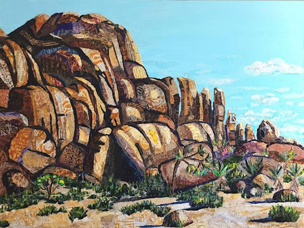 A Quiet Moment In Joshua Tree National Park Art | Poppyfish Studio