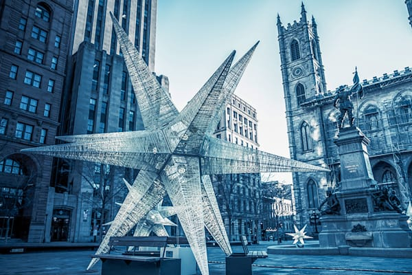 Old Montreal Blue Star - OBM