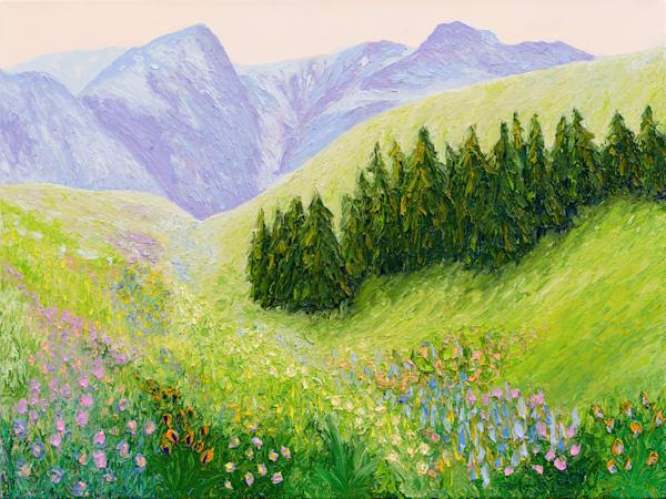 Path To Independence  • Original Art | Kate Wilson Fine Art