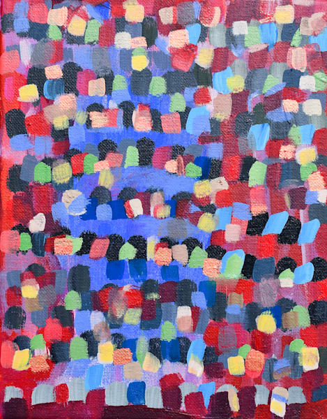 Standing Ovation From The Audience Collection Art | All Together Art, Inc Jane Runyeon Works of Art
