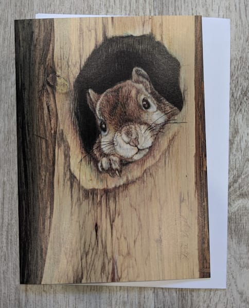 Sheltering At Home Card | Lori Vogel Studio