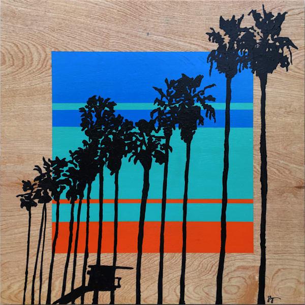 Ljs,  Original Art | Jon Savage Contemporary Art