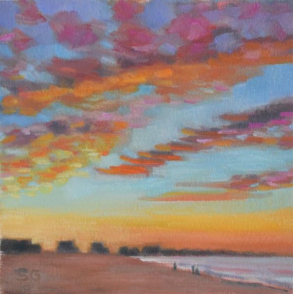 Nicole's Sunrise Art | Sharon Guy