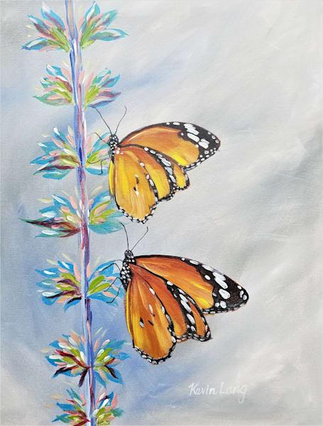 Let's Paint At District 1  5 18 21 | Kevin Lang Fine Art