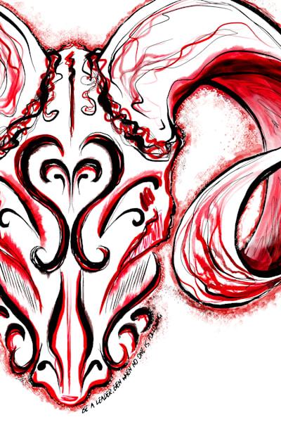 Aries (March 21st   April 19th) Art | Angel Trip Studio