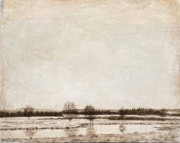 Bow Sky Study 2 Art | Fountainhead Gallery