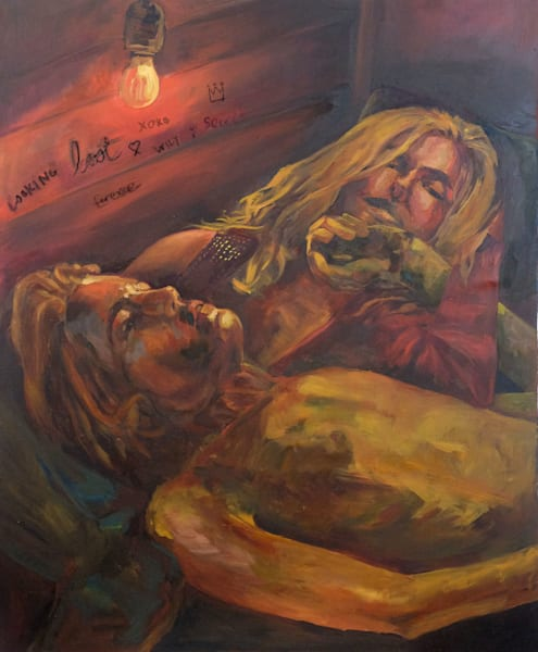 Lovers Lost Art | Giordano