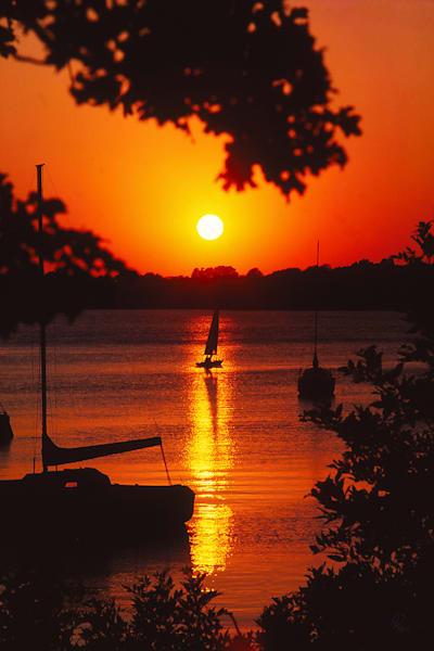 Sailing At Sunset: Shop prints   Lion's Gate Photography