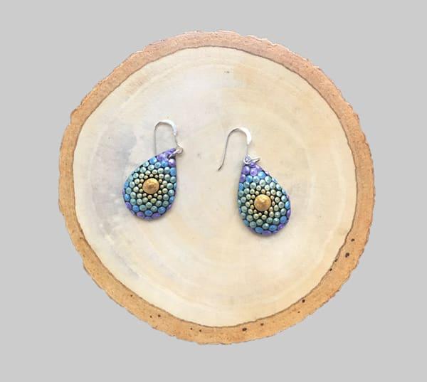 Mini Drop Earrings (A) | Amy Diener