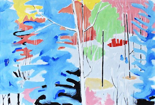 Evergreen Co 2 Art | eddie hamilton art