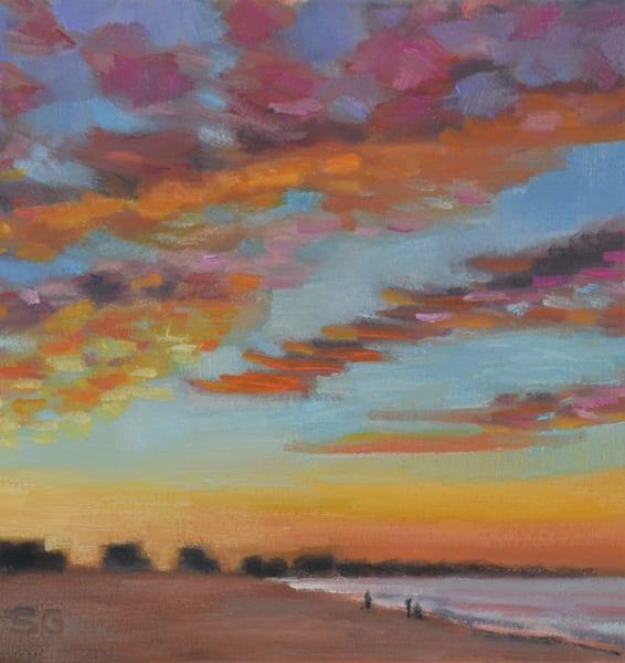 Nicole S Sunrise Art   Sharon Guy