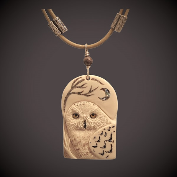 ANIMAL and BIRD PENDANTS