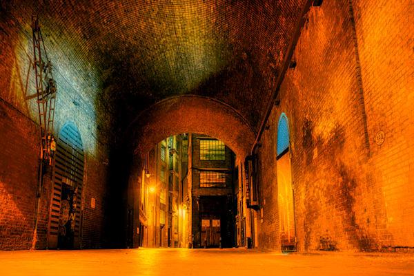 Spooky Southwark Art   Martin Geddes Photography