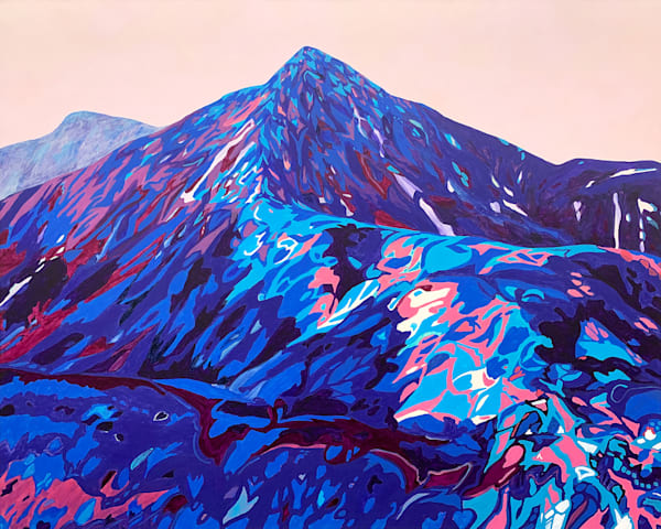 The Road Less Traveled By  • Original Art | Kate Wilson Fine Art