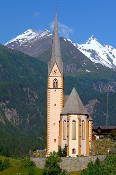Alpine Church Photography Art | FocusPro Services, Inc.