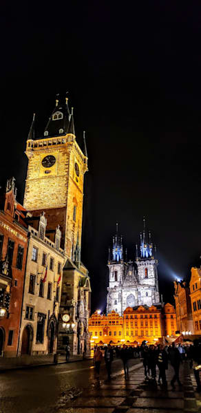 Prague Old Town Wonderland Photography Art | Photoissimo - Fine Art Photography