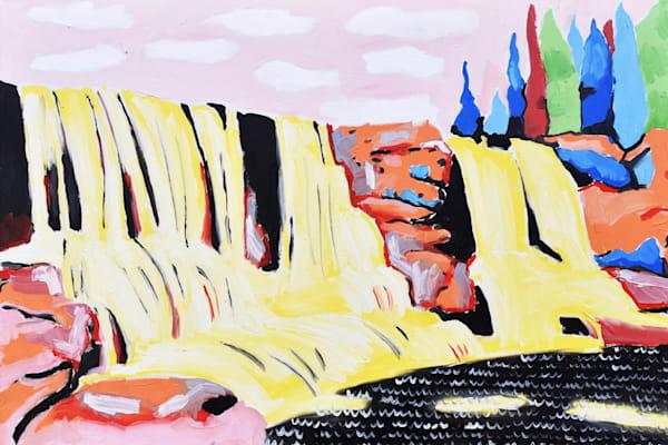 Gooseberry Falls Mn 4 Art | eddie hamilton art