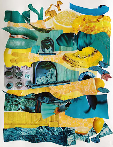 Bird House Art | Courtney Miller Bellairs Artist