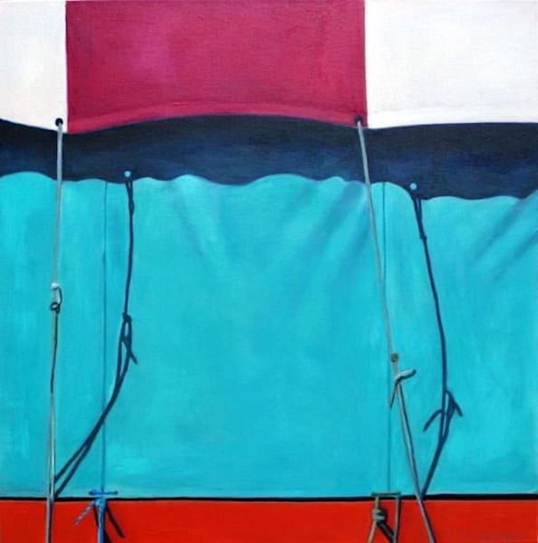 Marquee 1 Art | Courtney Miller Bellairs Artist