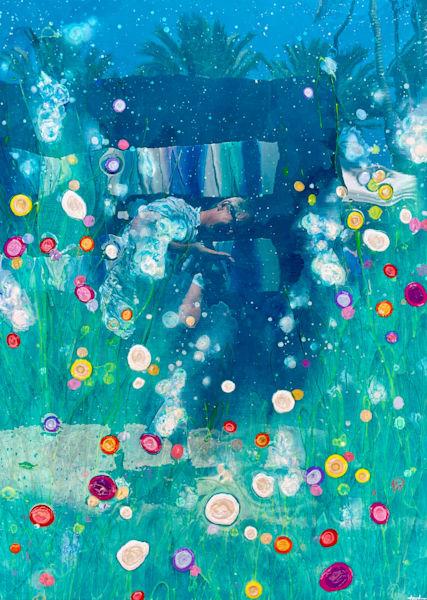 Turquoise Sea Art | Heitmann Art