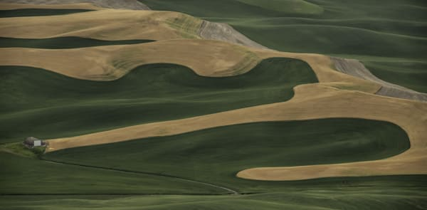 Palouse Peninsula Photography Art | Monty Orr Photography