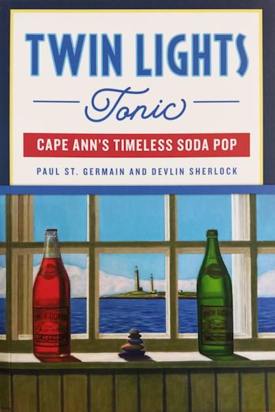 Twin Lights Tonic: Cape Ann's Timeless Soda Pop | The Art of David Arsenault