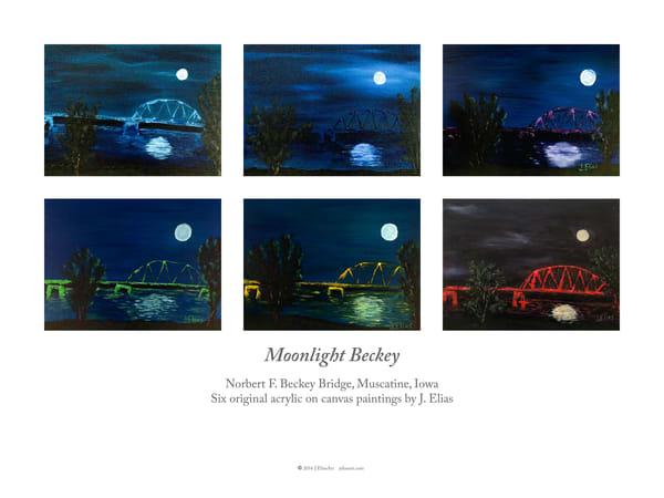 Moonlight Beckey Series