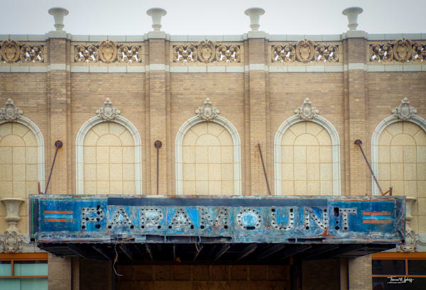 Old Theatre, Wheaton, IL, 2021