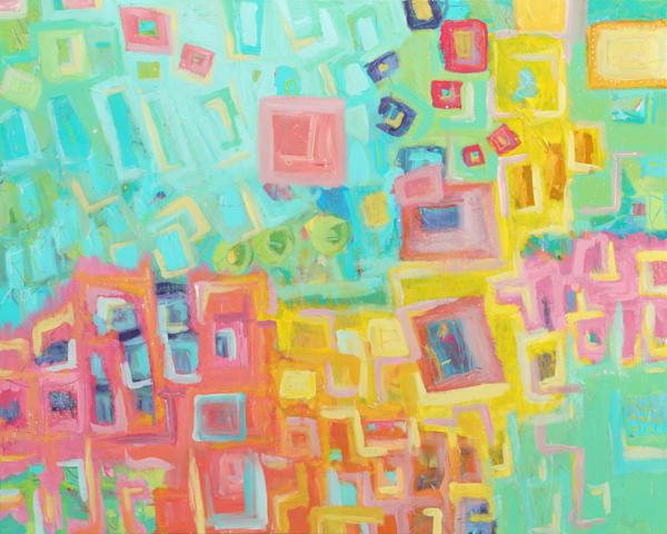 Symposium • Print Art | Kate Wilson Fine Art