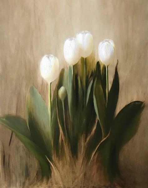 Tulips In Spring Art | Cristina Goia