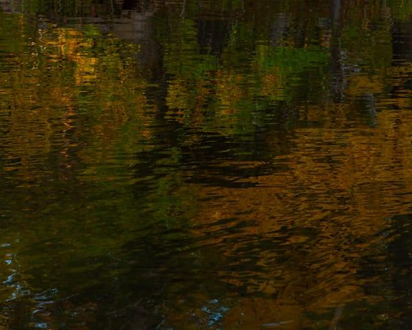 September River Reflection III, by Jeremy Simonson