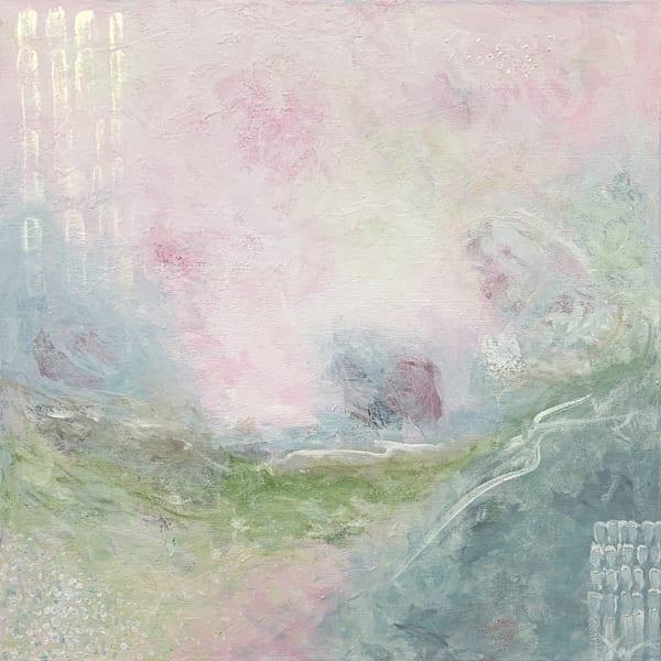 Blossoming Mindscape  • Original Art | Kate Wilson Fine Art