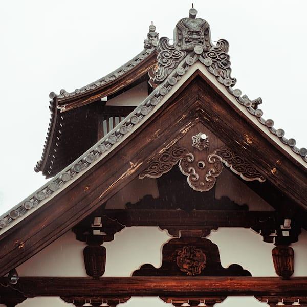 Kyoto, Japan, Rising Sun series, Matej Silecky, Fine Art Photography